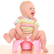 Baby Potty Training Tips