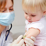 Baby Vaccines and Fever