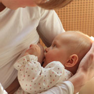 Breastfeeding Through PPD