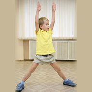 Yoga Poses for Toddlers