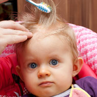 Toddler Dry Scalp