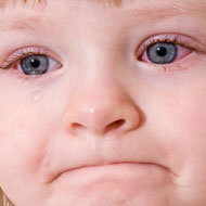 Pink Eye Signs In Toddlers