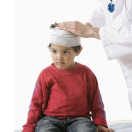 Toddler Head Injury