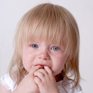 Labial Adhesions in Toddlers