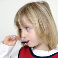How To Soothe Toddler Cough
