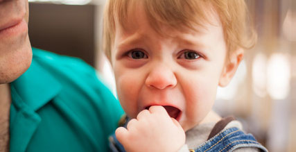 How to Handle a Whining Toddler?